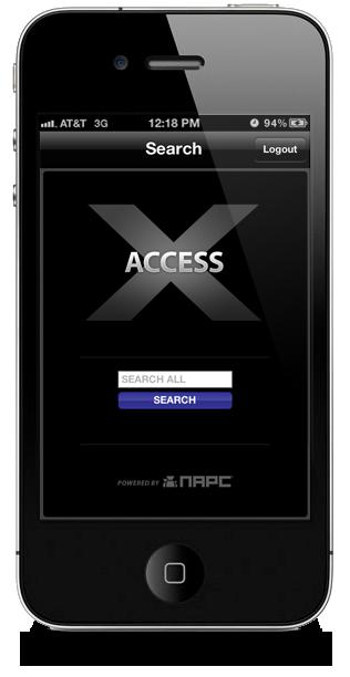 iPhone Xaccess2